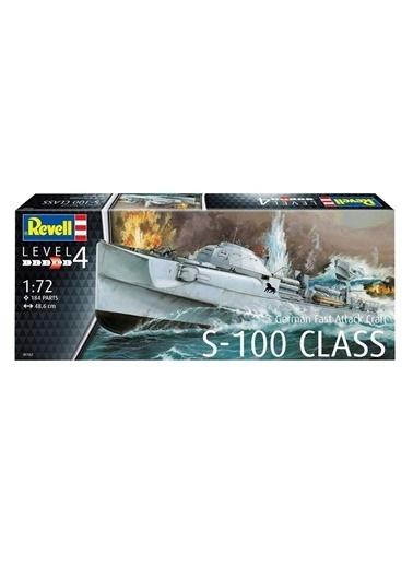 Revell  Maket Attack Craft S-100 05162 Renkli